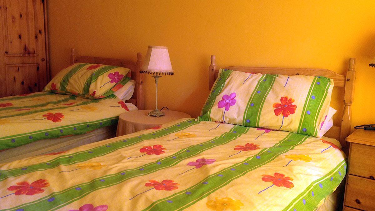 Birch double bedroom